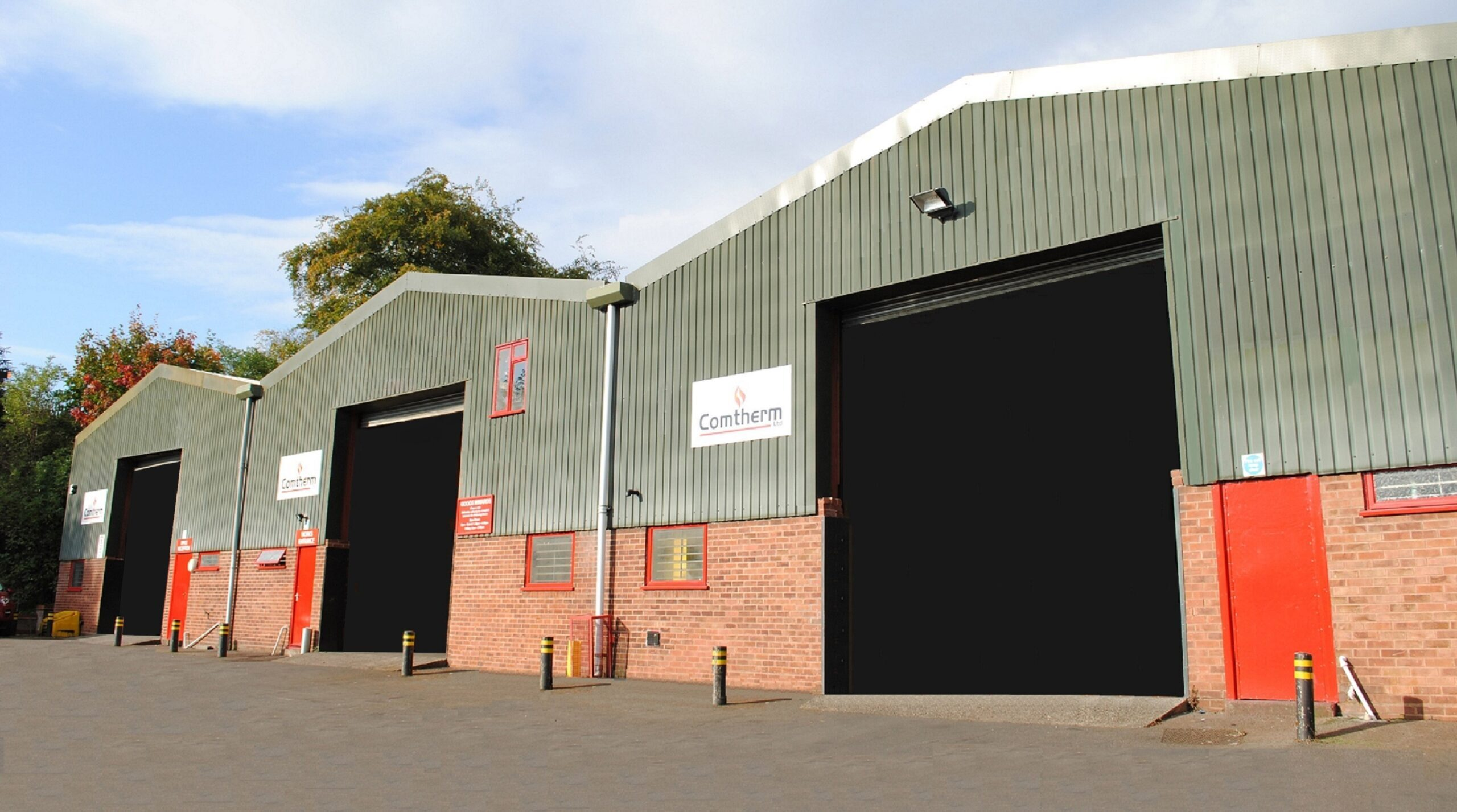 Contact Comtherm Factory - the hub of our team